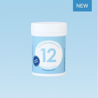 Picture of Solumineraali® 12 Kalsiumsulfaatti